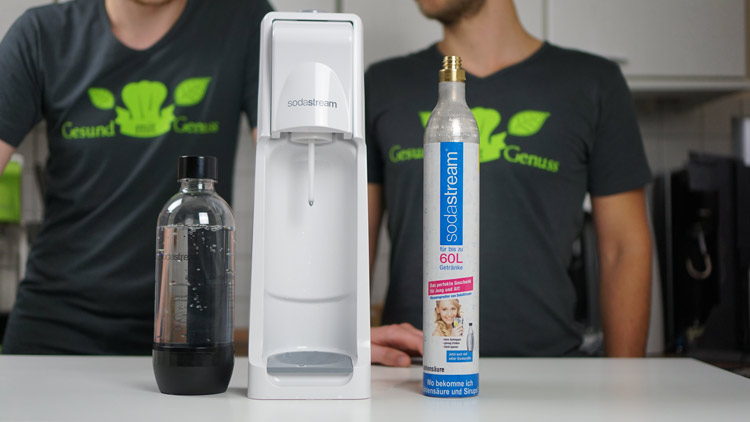 SodaStream Cool Lieferumfang