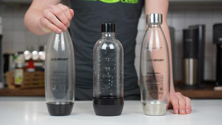 Sodastream Flaschen Tipps Kaufberatung Viele Modelle