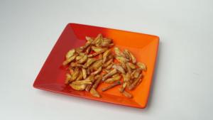 Kartoffelpommes-selbstgemacht