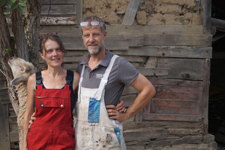 Sabine und Andreas von enjoyplants.de