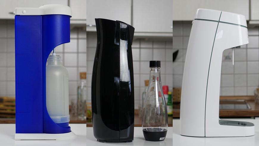 3 SodaStream Alternativen