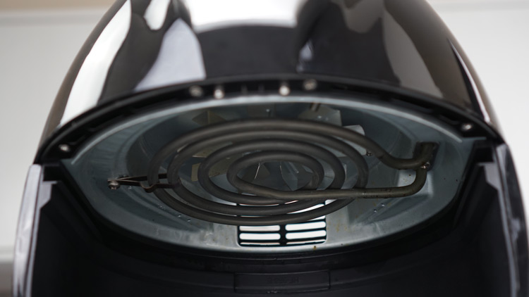Stillstern-Airfryer-Heizspirale