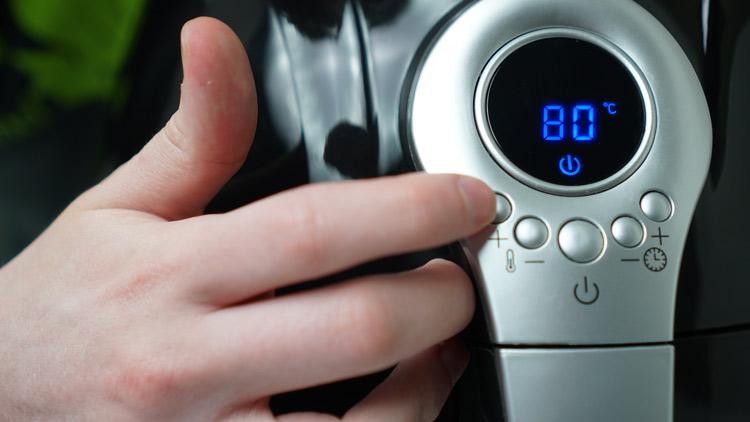 Stillstern-Airfryer-Temperatur-erhoehen